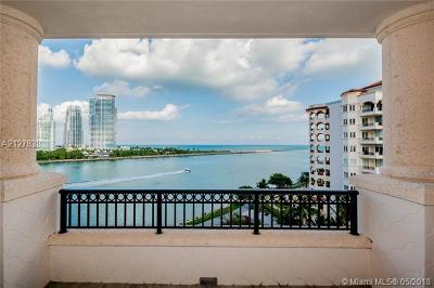 Fisher Island Condo For Sale: 7065 Fisher Island Drive #7065