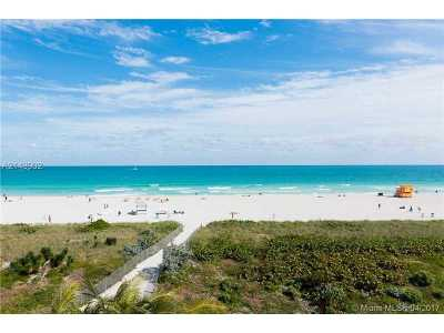 Miami Beach Condo For Sale: 321 Ocean Dr #401