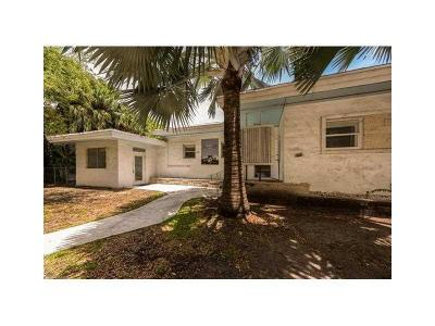 Miami Beach Single Family Home For Sale: 1445 Bay Rd