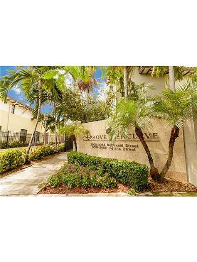 Coconut Grove Condo For Sale: 3055 Indiana St #13