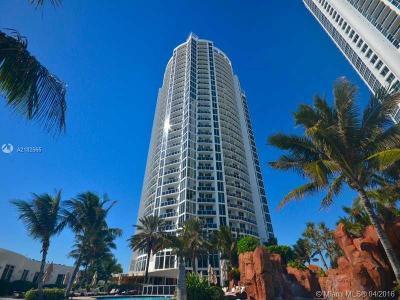 Sunny Isles Beach Single Family Home For Sale: 18001 Collins Av #2315