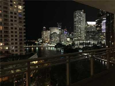 Miami Condo For Sale: 901 Brickell Key Bl #903