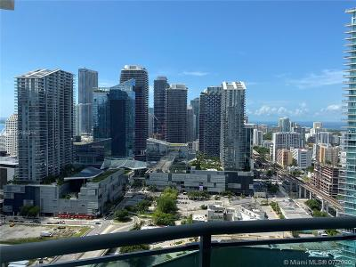 Condo For Sale: 350 S Miami Av #3614