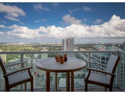 fort lauderdale Condo For Sale: 350 SE 2nd St #GPH90