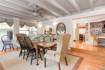 Miami Shores Single Family Home Active-Available: 540 Northeast 103 St