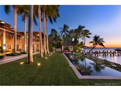Key Biscayne Single Family Home Active-Available: 9 Harbor Point