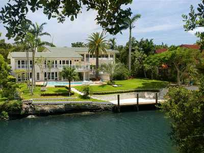 Coral Gables Single Family Home Active-Available: 6600 Riviera Dr