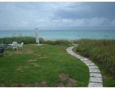 Golden Beach Rental For Rent: 687 Ocean Bl