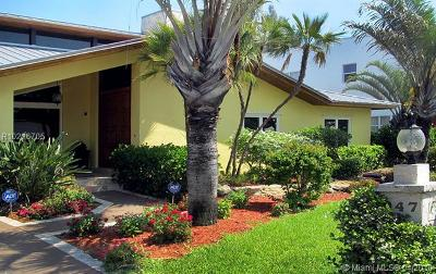 Delray Beach Single Family Home For Sale: 947 McCleary Street
