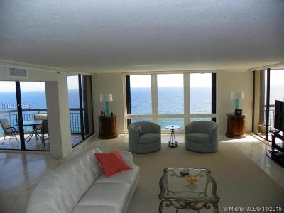 Riviera Beach Condo For Sale: 5380 N Ocean Drive #19i