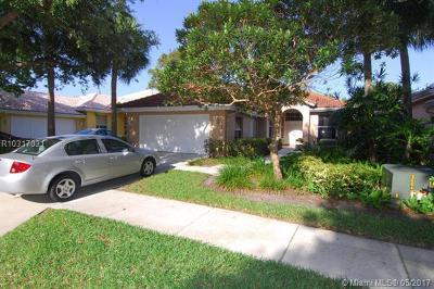 Jupiter Single Family Home Backup Contract-Call LA: 144 Hampton Circle
