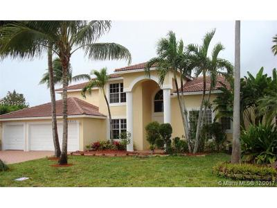 Palm Beach County Single Family Home For Sale: 4807 Pepper Bush Lane