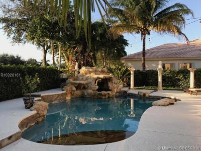 Wellington Single Family Home For Sale: 4573 Mariners Cove Drive