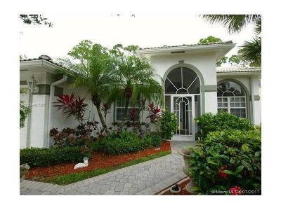 Jupiter Single Family Home For Sale: 168 Jones Creek Drive