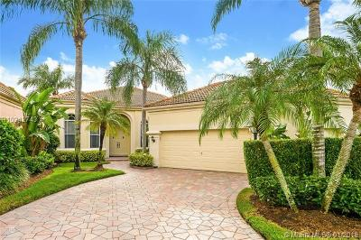 West Palm Beach Single Family Home For Sale: 8638 Falcon Green Drive
