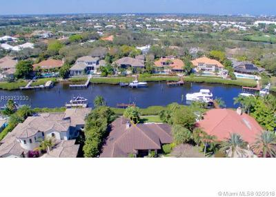 Jupiter Single Family Home For Sale: 112 Quayside Drive