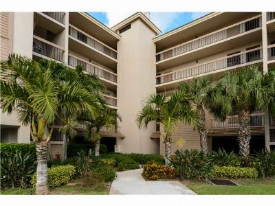 Condo/Townhouse For Sale: 2491 NE Ocean Blvd #5-101