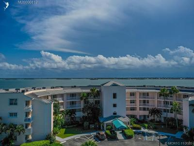 Stuart, Jensen Beach, Hutchinson Island Condo/Townhouse For Sale: 5750 Island Cove Way
