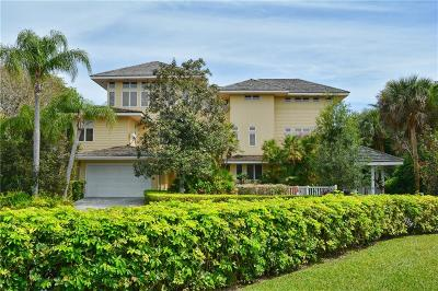 Hobe Sound Single Family Home For Sale: 7737 SE Loblolly Bay