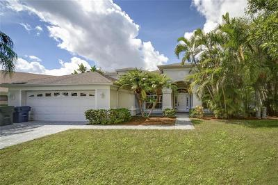 Jensen Beach Single Family Home For Sale: 490 NW Bellworth