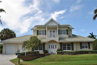Jensen Beach Single Family Home For Sale: 4193 Rigel's Cove