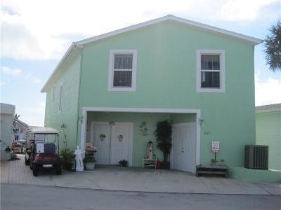 Jensen Beach Single Family Home For Sale: 265 Nettles