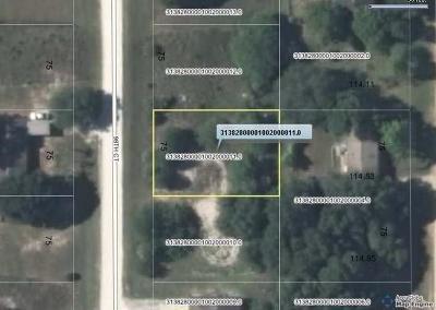 Vero Beach Single Family Home For Sale: 8746 98th