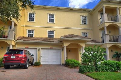 Hobe Sound Condo/Townhouse For Sale: 12555 SE Old Cypress