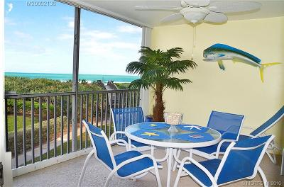 Stuart, Jensen Beach, Hutchinson Island Condo/Townhouse For Sale: 529 NE Plantation Road
