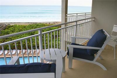 Stuart, Jensen Beach, Hutchinson Island Condo/Townhouse For Sale: 379 NE Tradewinds