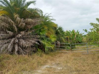 Indiantown FL Residential Lots & Land For Sale: $350,000