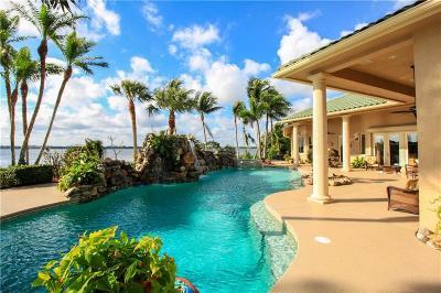 Port Saint Lucie Single Family Home For Sale: 3219 SE Braemar