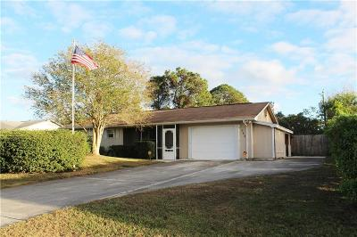 Port Saint Lucie FL Single Family Home For Sale: $169,900