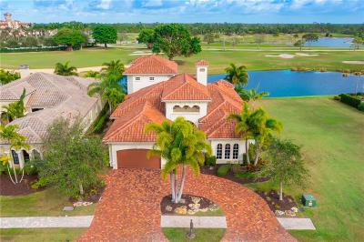 Port Saint Lucie Single Family Home For Sale: 114 SE Rio Angelica