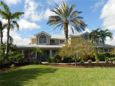 Port Saint Lucie Single Family Home For Sale: 12209 Riverbend