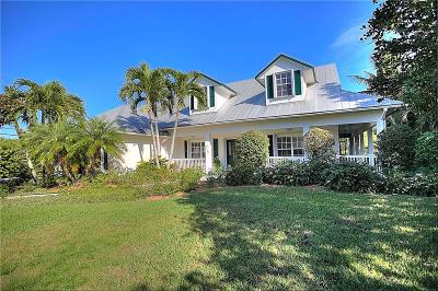 Stuart Single Family Home For Sale: 2395 NW Bay Colony