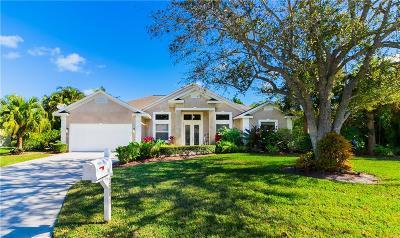 Stuart Single Family Home For Sale: 3741 SE Bowsprit