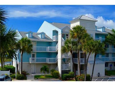 Stuart, Jensen Beach, Hutchinson Island Condo/Townhouse For Sale: 40 NE Plantation#301st