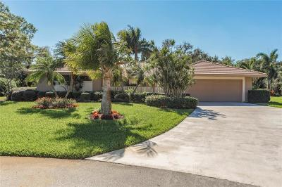 Palm City Single Family Home For Sale: 4548 SW Fenwick