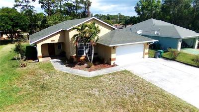 Port Saint Lucie FL Single Family Home For Sale: $199,000
