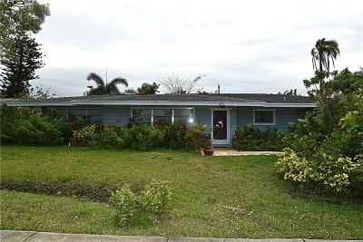 Stuart Single Family Home For Sale: 3034 SE Salerno