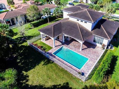 Stuart Single Family Home For Sale: 8261 Cattleya