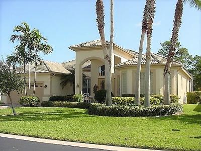 Port Saint Lucie Single Family Home For Sale: 2215 SE Stonehaven