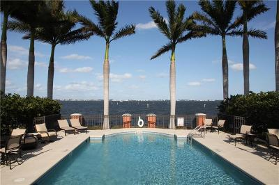 Jensen Beach Condo/Townhouse For Sale: 1508 Outrigger Landing