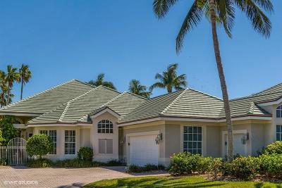 Stuart Single Family Home For Sale: 6972 SE Lakeview