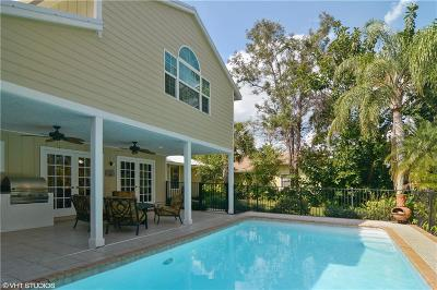 Palm City Single Family Home For Sale: 1470 SW Dyer Point