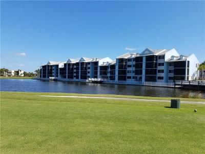 Stuart, Jensen Beach, Hutchinson Island Condo/Townhouse For Sale: 40 NE Plantation#305th Road