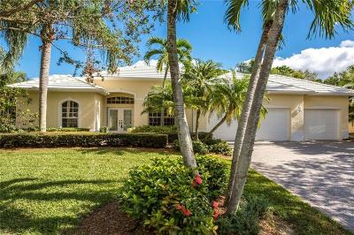Palm City Single Family Home For Sale: 2017 SW Bradford