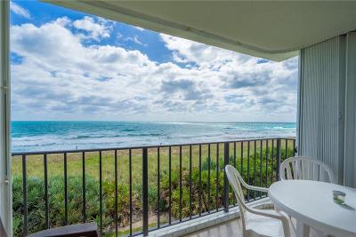Stuart, Jensen Beach, Hutchinson Island Condo/Townhouse For Sale: 9400 S Ocean