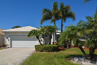 Port Saint Lucie Single Family Home For Sale: 1513 SE Holyrood